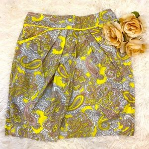 Early 2000s H&M floral skirt with pockets